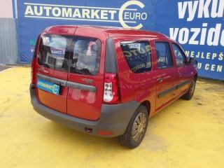Dacia Logan 1.4i GARANCE KM!!! č.4