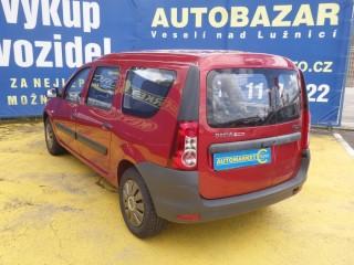 Dacia Logan 1.4i GARANCE KM!!! č.6