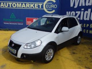 Fiat Sedici 1.9Jtd 4x4 Perleť č.1