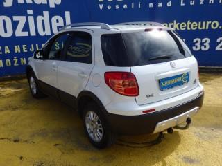Fiat Sedici 1.9Jtd 4x4 Perleť č.4