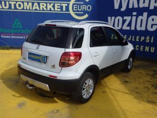 Fiat Sedici 1.9Jtd 4x4 Perleť č.6