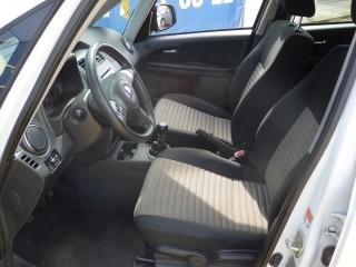 Fiat Sedici 1.9Jtd 4x4 Perleť č.7