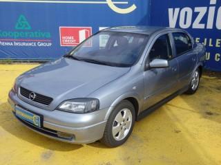 Opel Astra 1.6i 1.MAJITELKA č.1
