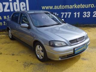 Opel Astra 1.6i 1.MAJITELKA č.3