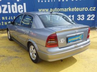 Opel Astra 1.6i 1.MAJITELKA č.4