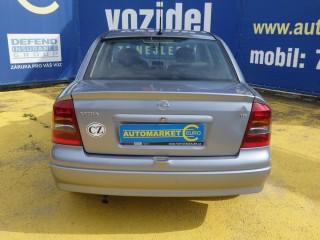 Opel Astra 1.6i 1.MAJITELKA č.5