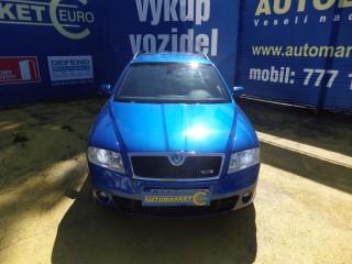 Škoda Octavia 2.0 RS Servisní Kniha č.3