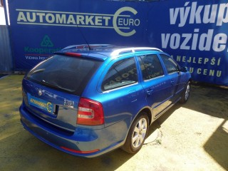 Škoda Octavia 2.0 RS Servisní Kniha č.4