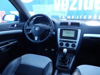 Škoda Octavia 2.0 RS Servisní Kniha č.20