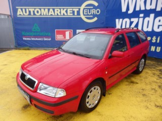 Škoda Octavia 1.9 TDi 66KW č.1