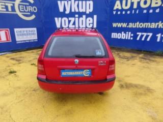 Škoda Octavia 1.9 TDi 66KW č.6