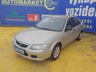 Mazda 323 1.3i Garance KM č.1