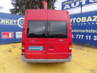 Ford Transit 2.0 TDCi 1. Majitel č.5