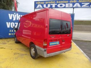 Ford Transit 2.0 TDCi 1. Majitel č.6