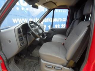 Ford Transit 2.0 TDCi 1. Majitel č.7