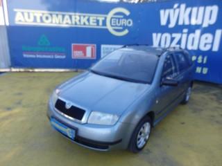 Škoda Fabia 1.4 16V č.1