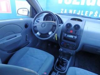 Chevrolet Kalos 1.2i 1. Majitel č.12