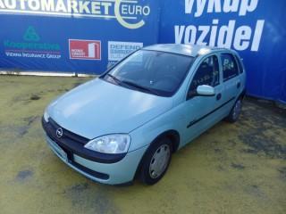 Opel Corsa 1.2 Mpi č.1