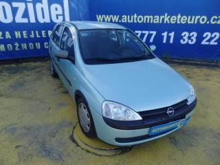 Opel Corsa 1.2 Mpi č.2