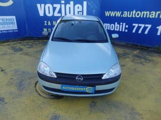 Opel Corsa 1.2 Mpi č.3