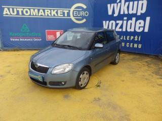 Škoda Fabia 1.2 Htp č.1
