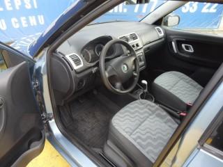 Škoda Fabia 1.2 Htp č.11