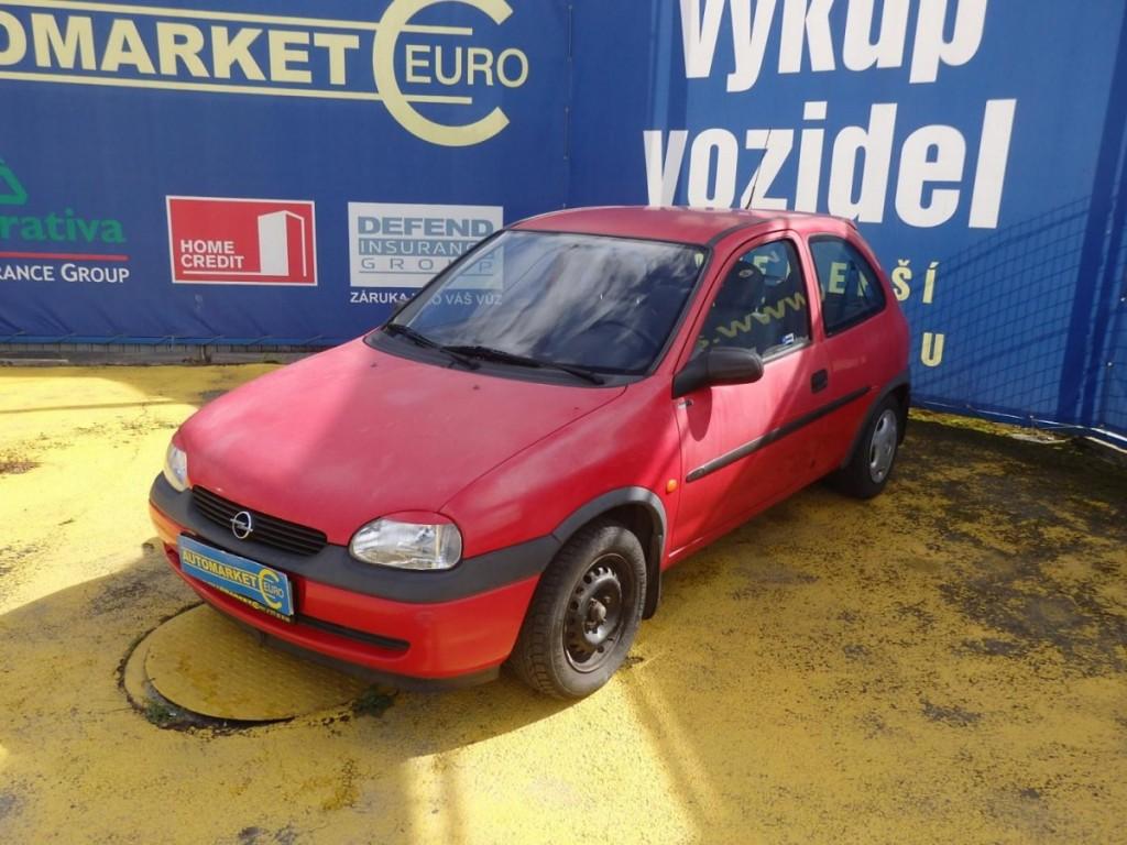 Opel Corsa 1.2 16V 1.Majitelka