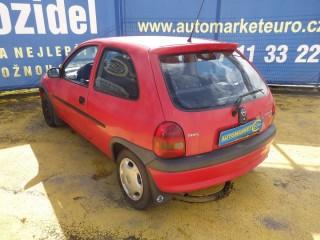 Opel Corsa 1.2 16V 1.Majitelka č.4