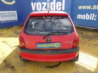 Opel Corsa 1.2 16V 1.Majitelka č.5