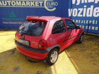 Opel Corsa 1.2 16V 1.Majitelka č.6