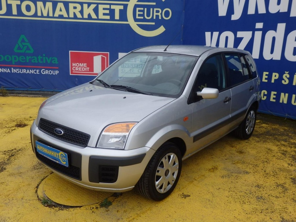 Ford Fusion 1.4i 59KW
