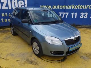 Škoda Fabia 1.4 16V č.3
