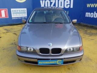 BMW Řada 5 523i 125KW Manuál č.2