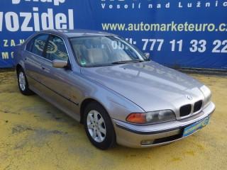 BMW Řada 5 523i 125KW Manuál č.3