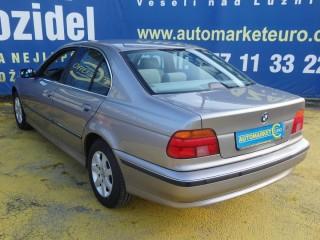 BMW Řada 5 523i 125KW Manuál č.6