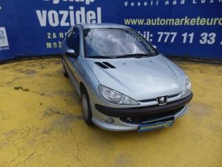 Peugeot 206 1.4 i č.3