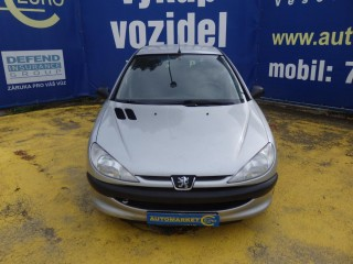 Peugeot 206 1.9 d č.2