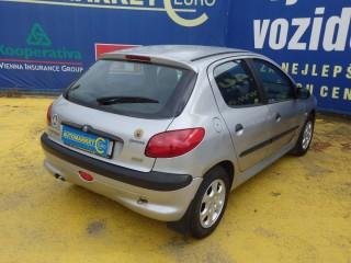 Peugeot 206 1.9 d č.4