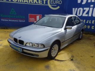 BMW Řada 5 520i LPG č.1