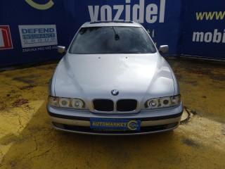 BMW Řada 5 520i LPG č.2