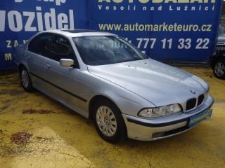 BMW Řada 5 520i LPG č.3