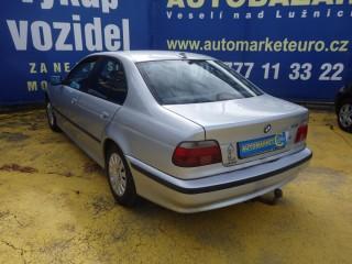 BMW Řada 5 520i LPG č.4