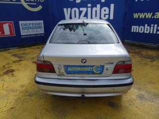 BMW Řada 5 520i LPG č.5