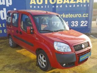Fiat Dobló 1.4i č.3