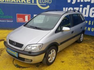 Opel Zafira 1.6i LPG č.1
