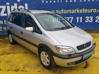Opel Zafira 1.6i LPG č.3