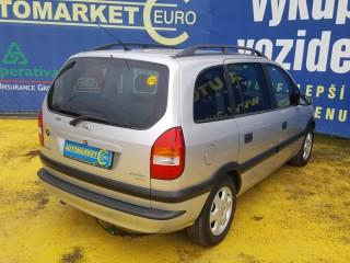 Opel Zafira 1.6i LPG č.4