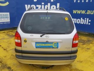 Opel Zafira 1.6i LPG č.5