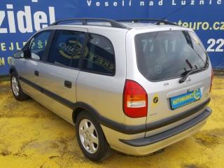 Opel Zafira 1.6i LPG č.6