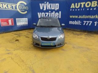 Škoda Fabia 1.2 Htp č.3